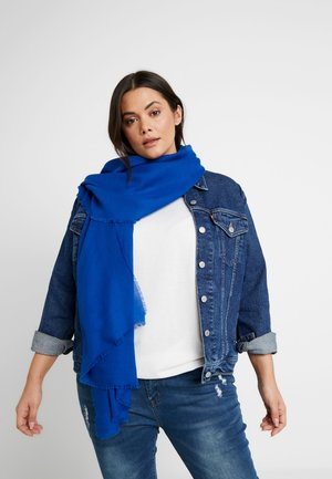 SOLID SCARF - Schal - dark blue
