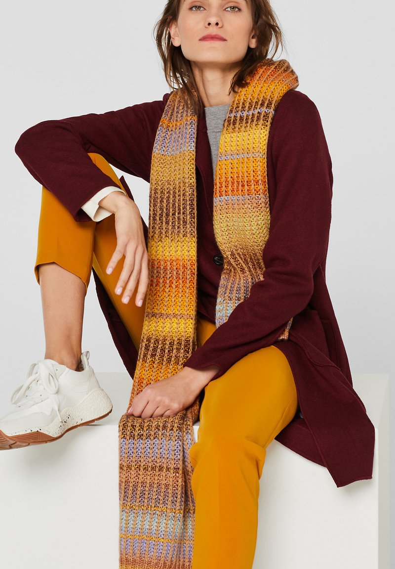 edc by Esprit - Schal - amber yellow