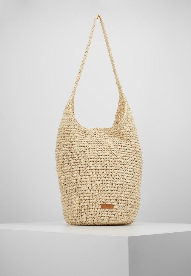 RIVIERA HOBO - Handtasche - beige