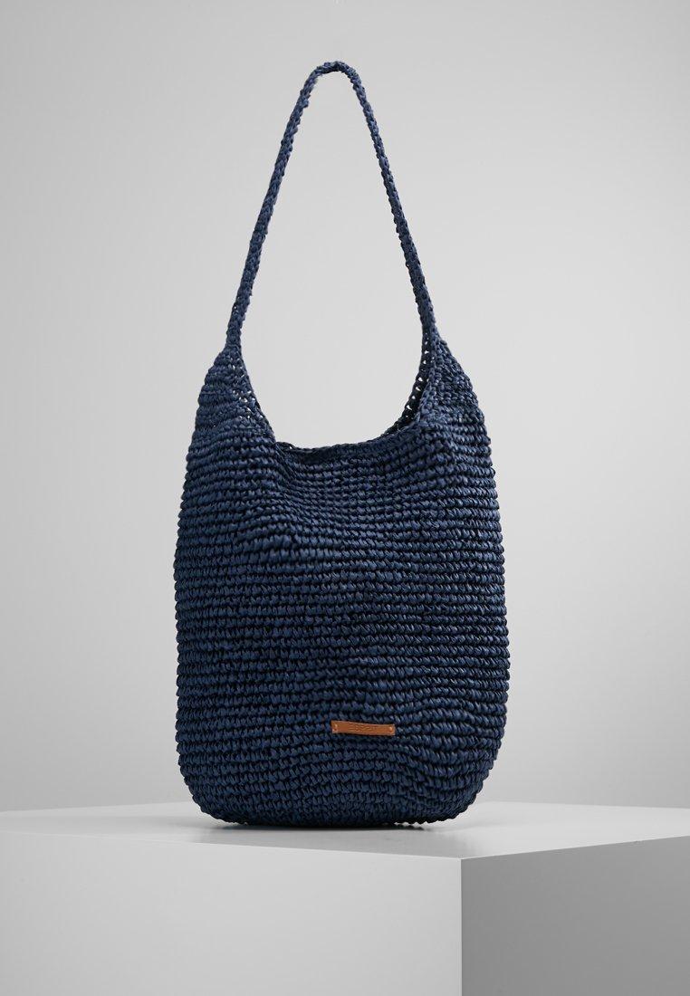 Esprit - RIVIERA HOBO - Handbag - navy