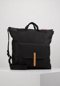 edc by Esprit - AICO SHOULDERBAG - Tote bag - black - 0