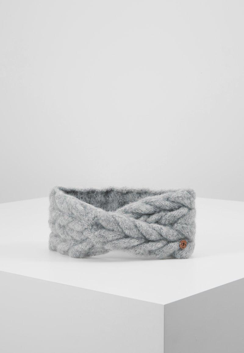 edc by Esprit - BRAIDCRICROSSHE - Ørevarmere - grey