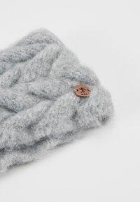 edc by Esprit - BRAIDCRICROSSHE - Ørevarmere - grey - 4