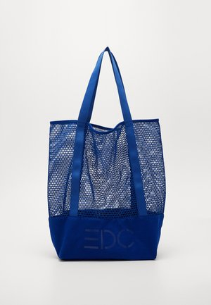 DAYTON SHOPPER - Tote bag - bright blue