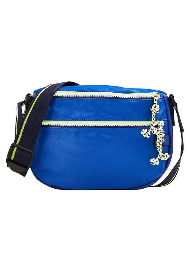 FASHION SHOULDER BAG - Sac bandoulière - bright blue