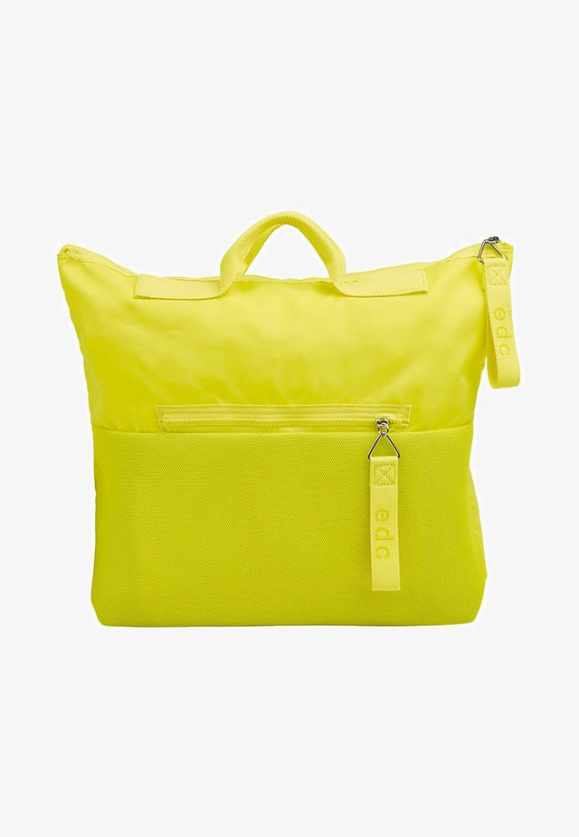 Tagesrucksack - lime yellow