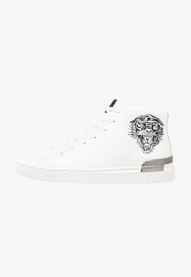 BEAST - High-top trainers - white