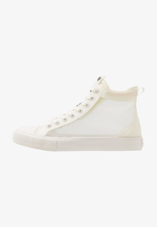 NAKED - Höga sneakers - white