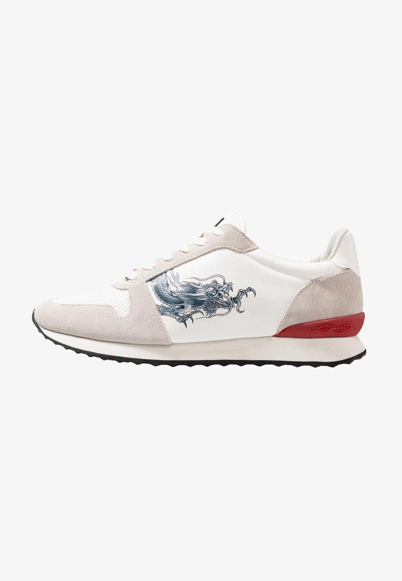 Ed Hardy - MYTH RUNNER - Sneaker low - white