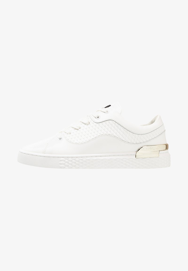 Ed Hardy - SCALE TOP - Sneakersy niskie - white