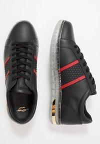 Ed Hardy - CLEAR BLADE - Sneaker low - black - 1