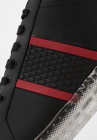 Ed Hardy - CLEAR BLADE - Sneaker low - black - 5