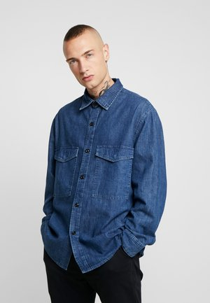BIG SHIRT  - Shirt - easy stone wash blue pearl