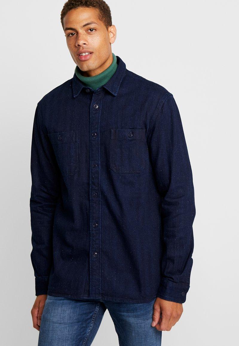 Edwin - LABOUR  - Overhemd - indigo