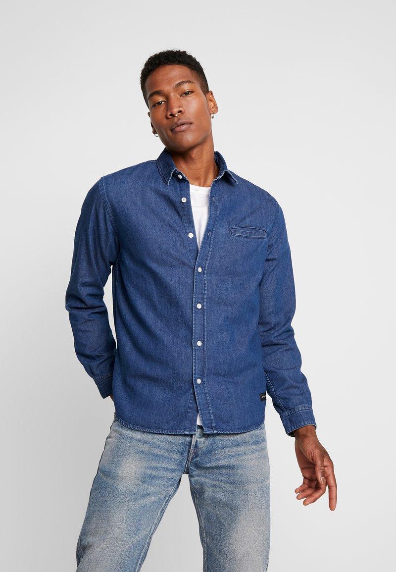 Edwin - BETTER - Shirt - blue