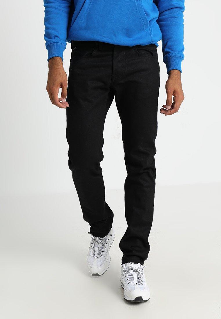 Edwin - Jeans Straight Leg - black denim