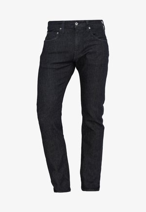 ED-55 - Straight leg jeans - rinsed blue denim