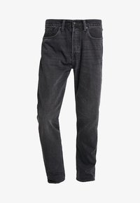 Edwin - ED-45 - Džíny Relaxed Fit - mist wash red selvage/black denim
