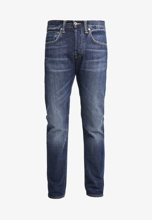 Jeans straight leg - selvage denim