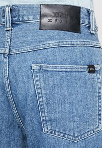 Edwin - UNIVERSE PANT CROPPED - Jeans Relaxed Fit - mid stone wash - 5
