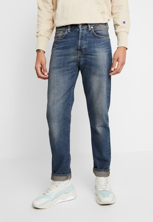 ED-45 LOOSE TAPERED - Džíny Relaxed Fit - left hand denim