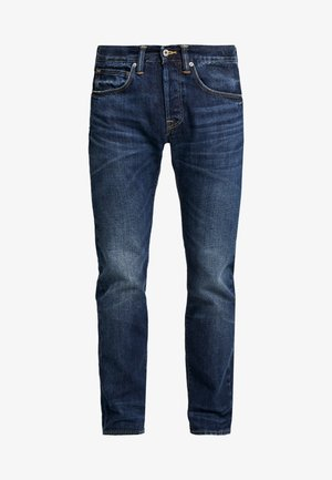 ED-55 REGULAR TAPERED - Jeans straight leg - blue denim