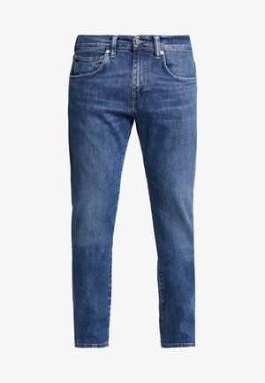 REGULAR TAPERED - Straight leg jeans - blue denim