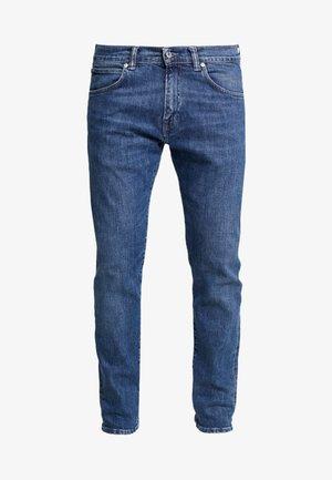 ED DROP CROTCH - Zúžené džíny - blue denim