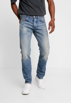 REGULAR TAPERED - Jeans Straight Leg - blue denim