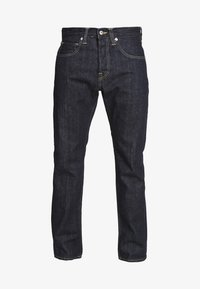 Edwin - REGULAR TAPERED - Straight leg jeans - dark blue denim - 4