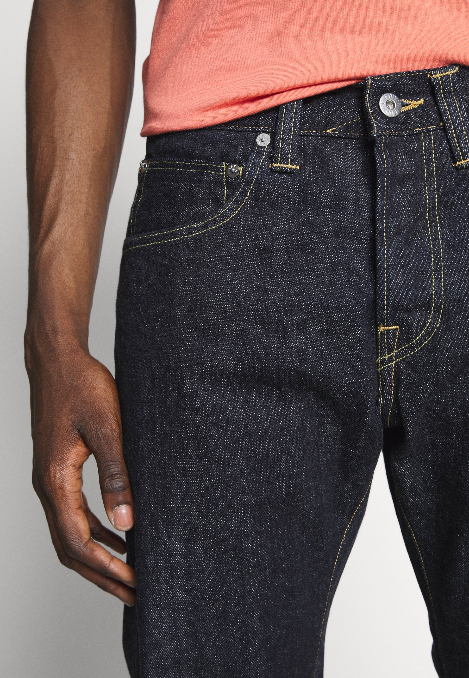 Edwin Regular Tapered - Jean Droit Dark Blue Denim