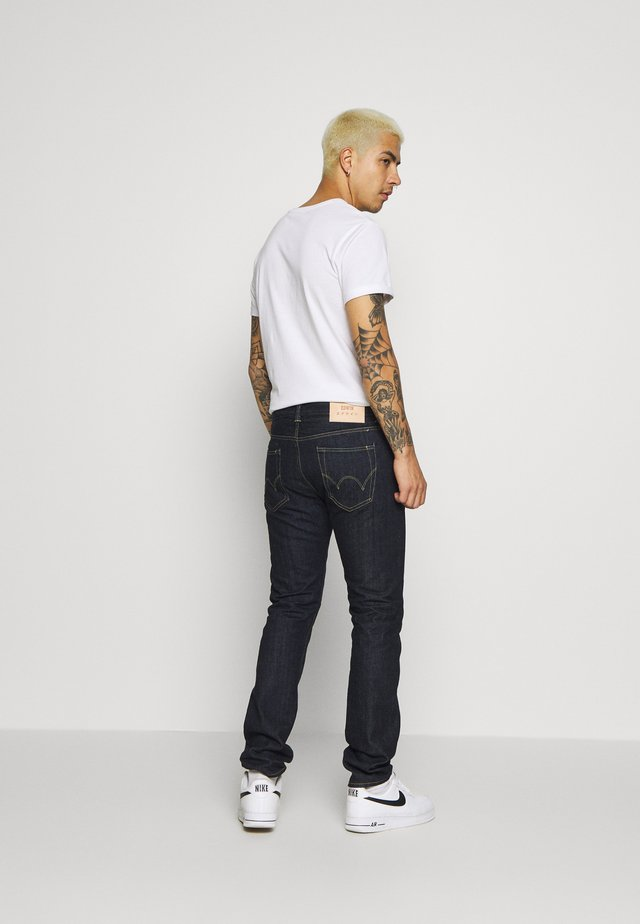 Džíny Slim Fit - dark-blue denim