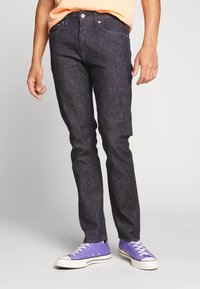 Edwin - Slim fit jeans - rinsed yuuki blue denim - 0