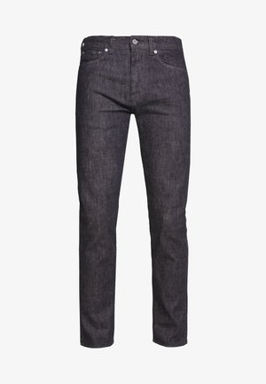 Slim fit jeans - rinsed yuuki blue denim