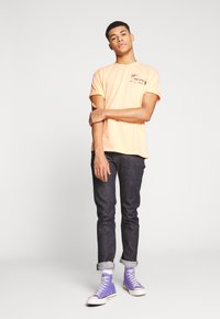Edwin - Slim fit jeans - rinsed yuuki blue denim - 1