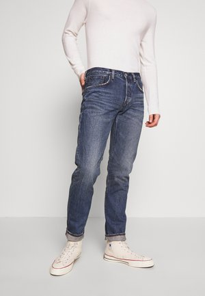 REGULAR - Jeans a sigaretta - blue denim