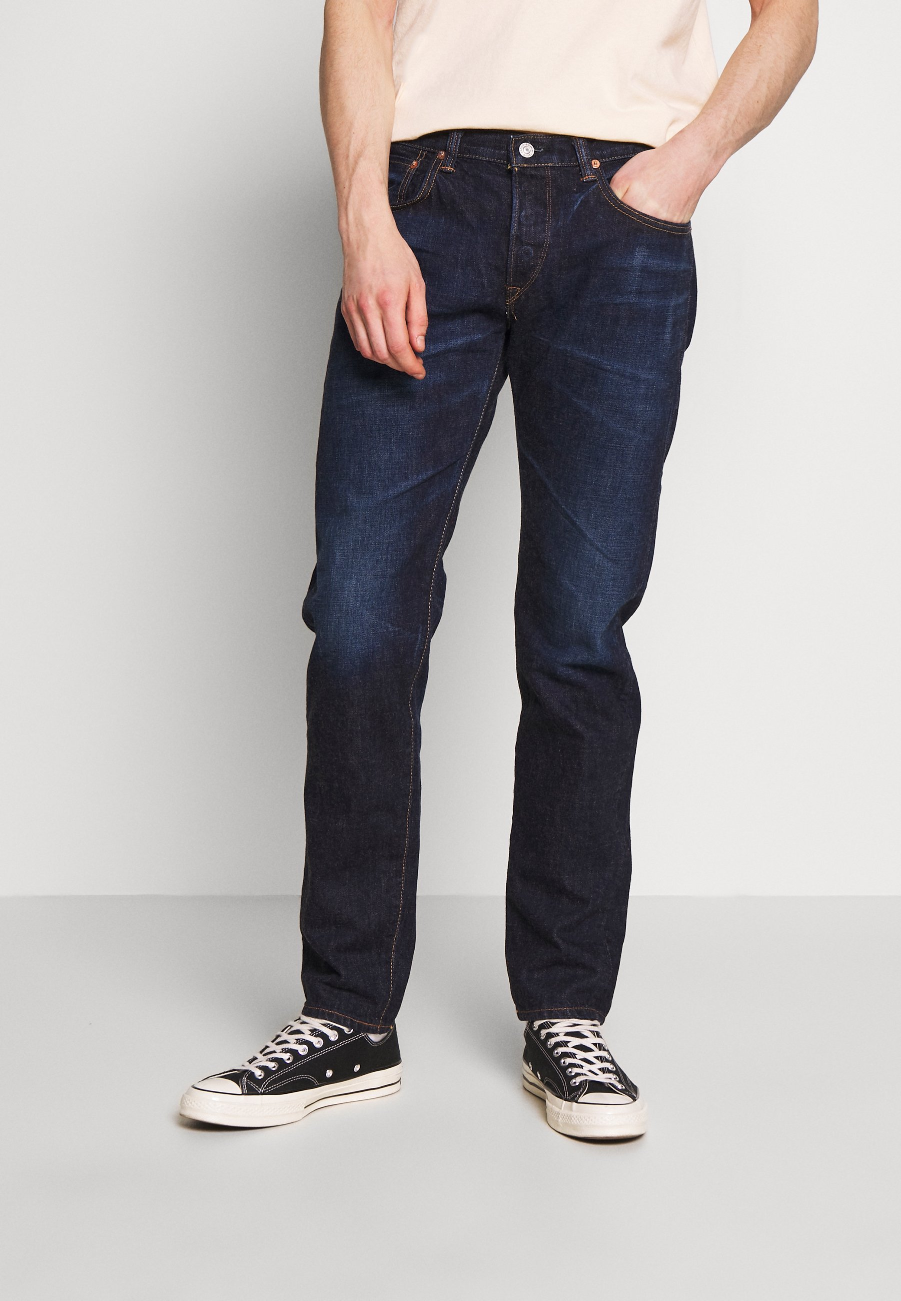 Edwin Jeansy Straight Leg - dark blue denim