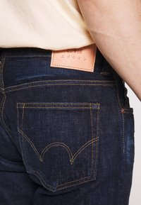 Edwin - Jeans a sigaretta - dark blue denim