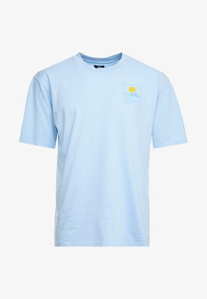 SUNSET ON FUJI  - Camiseta estampada - cool blue