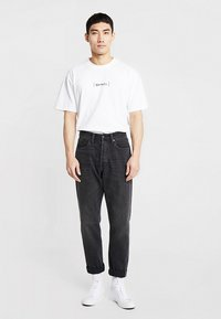 Edwin - AURORA - T-shirt imprimé - white - 1
