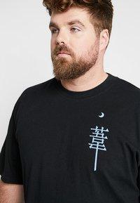 Edwin - MANGETSU - T-shirt con stampa - black - 3