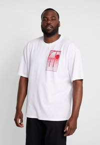 Edwin - T-shirt con stampa - white - 0