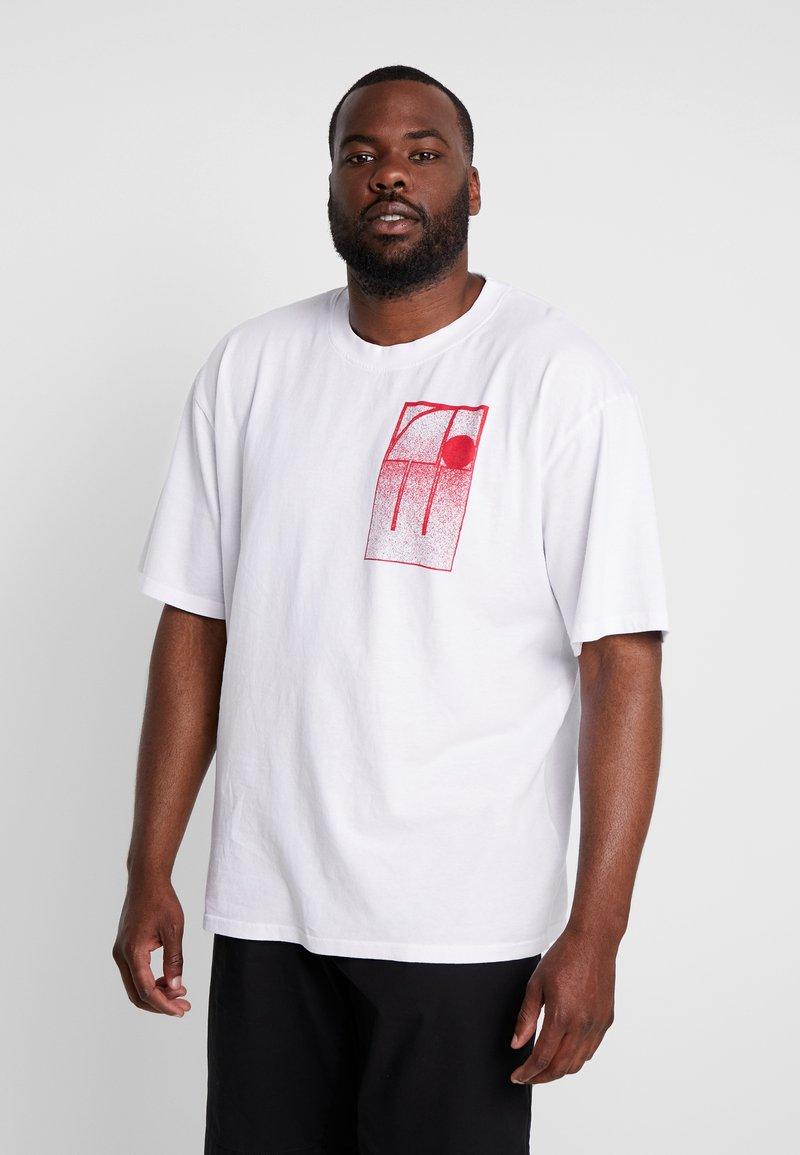 Edwin - T-shirt con stampa - white