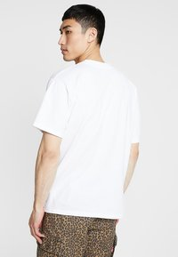Edwin - SAD - T-shirts med print - white - 2
