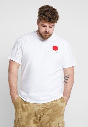 JAPANESE SUN  - T-shirt print - white