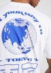 Edwin - TOKYO TRIP - T-Shirt print - white