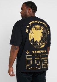 Edwin - TOKYO TRIP - Print T-shirt - black - 0