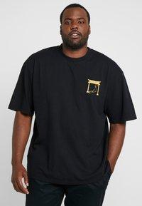 Edwin - TOKYO TRIP - Print T-shirt - black - 2