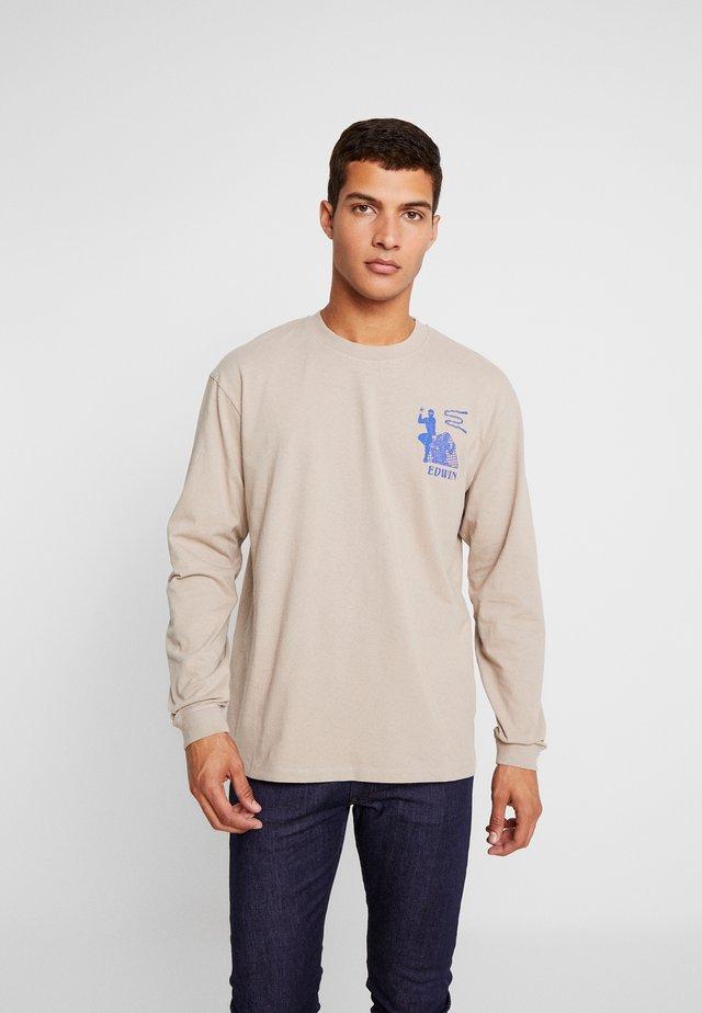 NINJA - Långärmad tröja - moonrock