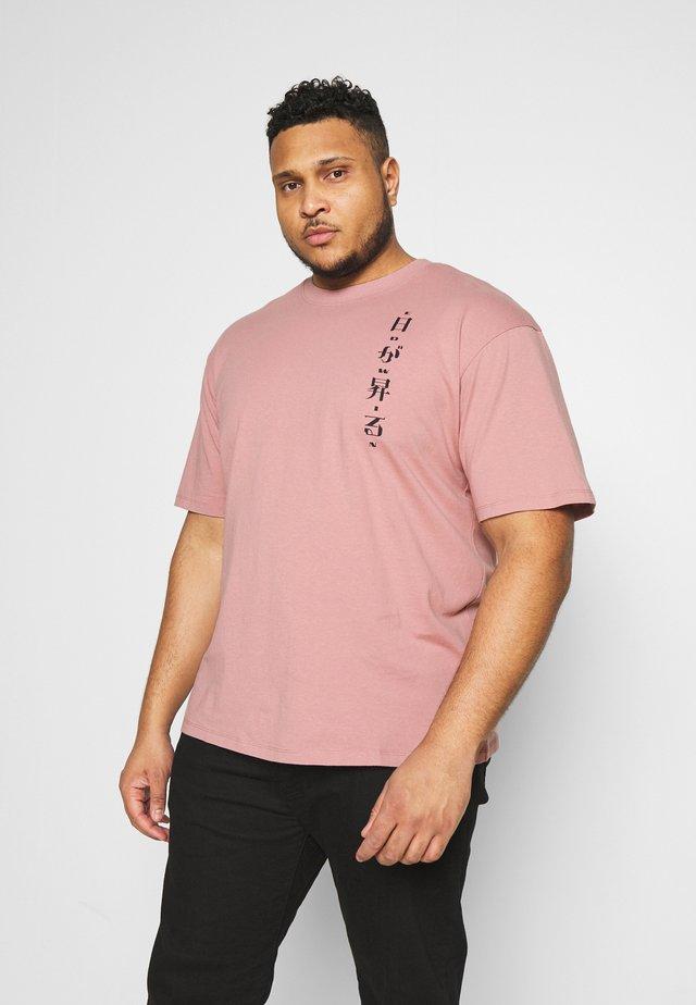 ZENITH - T-shirts print - woodrose